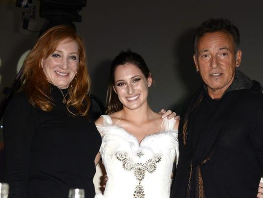 Springsteen family