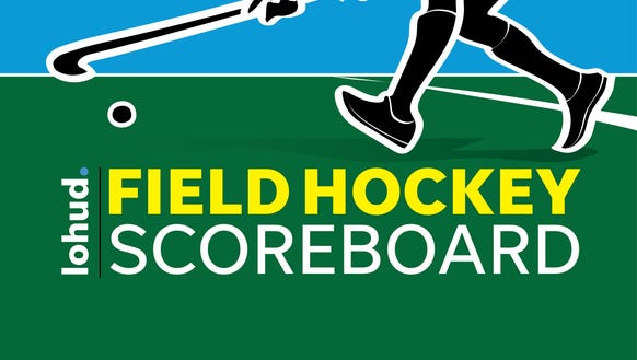 Field hockey scoreboard Oct. 17, 2017