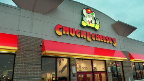 The Chuck E. Cheese restaurant in Brookfield is holding Sensory Sensitive Sundays for kids with special needs.