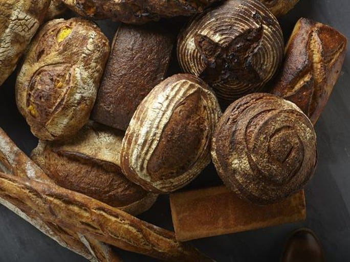 Milling grains to order produces rich, flavorful breads with considerably more vitamins and minerals than their commercial brethren.  Joyce Oudkerk Pool