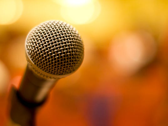 STOCKIMAGE-Microphone