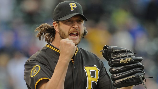 Jason Grilli helped the Pirates reach the postseason a year ago with 33 saves in 35 opportunities. Grilli has blown three of seven chances this year and is out with an injury.