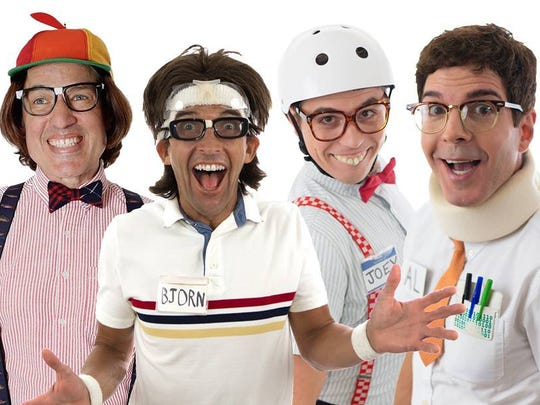 The Spazmatics will perform at 9 p.m. Friday, May 5, at Brewster Street Ice House, 1724 N. Tancahua St. Doors open at 8 p.m. Cost: $10. Information: www.brewsterstreet.net or 361-884-2739.