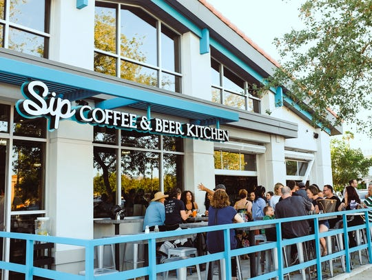Sip Coffee opened its third location in Scottsdale.