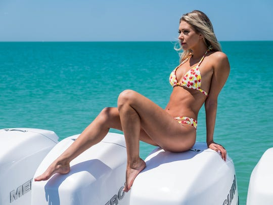 Jamiee Howes, of the Naples Hooters, will compete in the 22nd annual Hooters International Pageant on May 26 in North Carolina.