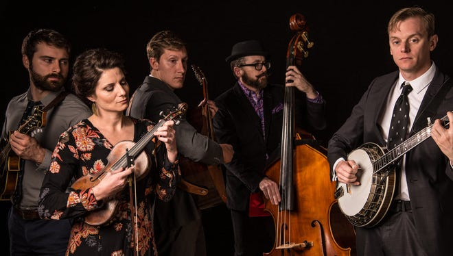 Hank, Pattie and the Current's complex arrangements tap into the level of sophistication pioneered by Bela Fleck and Mark O'Connor.