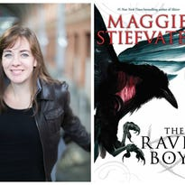 Kelley: Author Maggie Stiefvater makes heroes