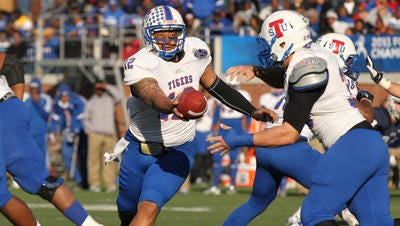 TSU's football team will note be allowed to participate in the 2015 post season because of APR shortcomings.