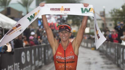 Meredith Kessler returns to Ironman Arizona on Sunday in search of her third consecutive women's title.