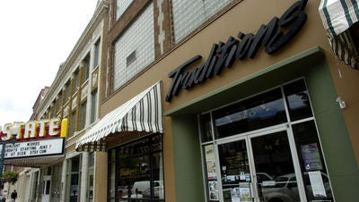 The former Traditions building in downtown Sioux Falls is under contract.