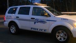 Lakehurst police.