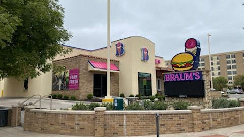 The Lubbock area's fifth Braum's location, a 4,800-square-foot shop at 905 University Ave., is set to open this week.