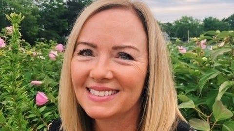 Braintree School Committee Member Kelly Cobb-Lemire