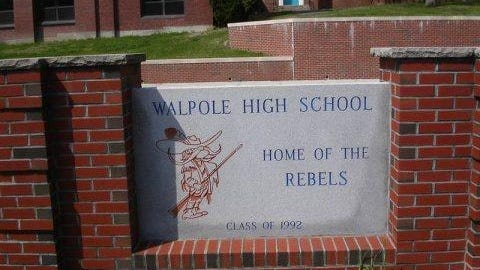 The Walpole Public Schools voted unanimously to change the name from the Rebels. A committee will be set up to determine a new name.