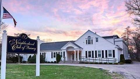The Neighborhood Club of Quincy, a venue that hosts weddings and other events, received a $300 citation from the city's health department Saturday afternoon for violating limits on gatherings imposed by COVID-19.