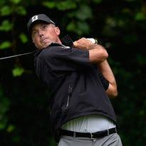 Thursday's golf: Kuchar fights dizzy spells at Canadian Open