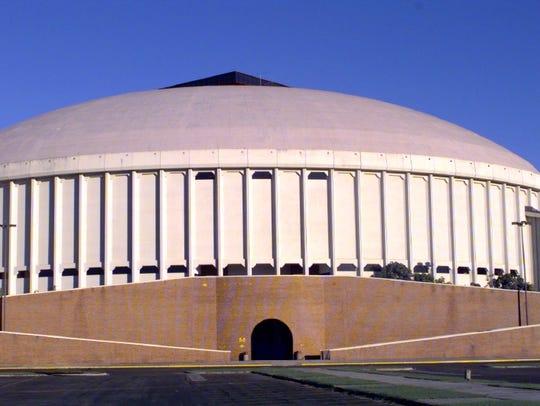 The Cajundome opened Nov. 10, 1985.