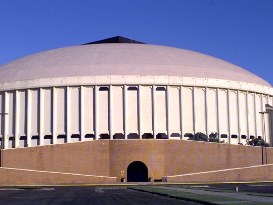 The Cajundome opened Nov. 10, 1985.