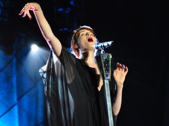 Florence + the Machine will headline the final night of the 2016 Hangout Music Fest.
