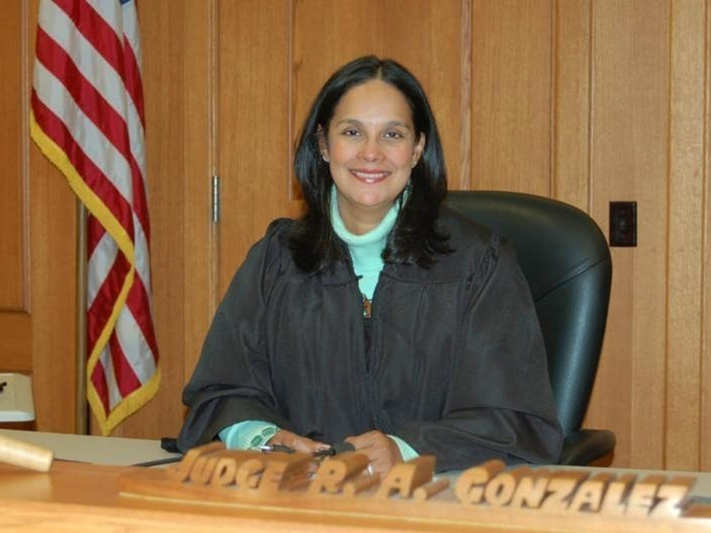 La Crosse County Judge Ramona Gonzalez sealed 38 cases