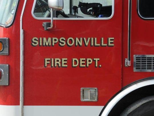 Simpsonville Fire Department