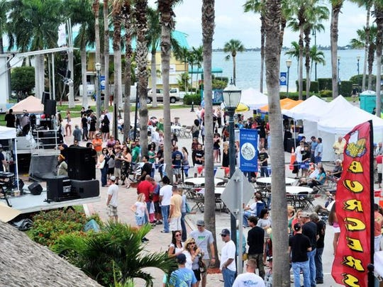 Friday Fest is from 5:30 to 9 p.m. July 7 at Marina Square in Fort Pierce.