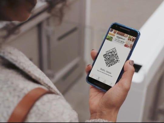 Amazon's new Go concept store ditches the cash register