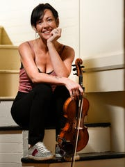 Singer-songwriter and violinist Amanda Shires' new