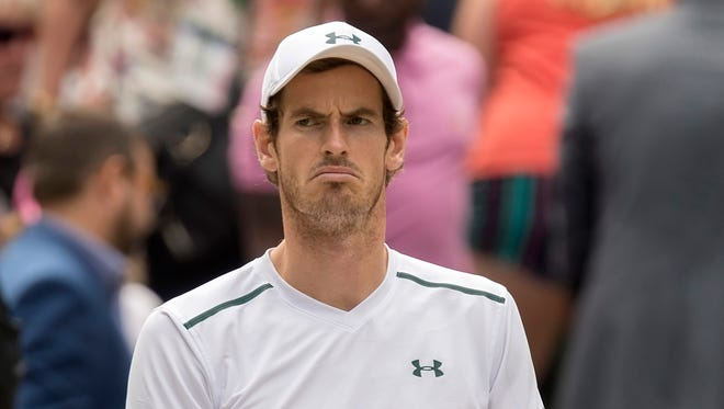 Andy Murray says he will miss the upcoming events in Beijing and Shanghai, and most likely the tournaments in Vienna and Paris after that.