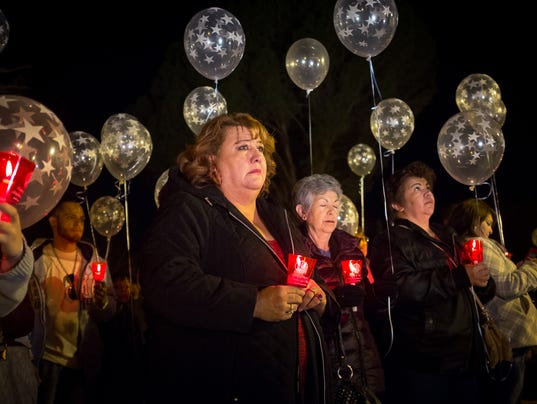 Candlelight Vigil of Remembrance and Hope for DWI and Homicide Victims