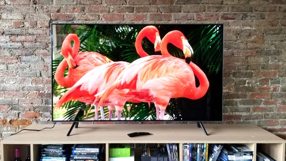 This incredible QLED TV is down to its lowest price for the first time ever