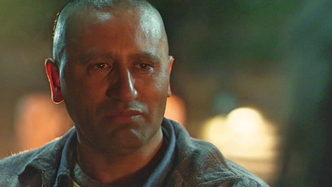 """Cliff Curtis had to gain weight for his role in """"The Dark Horse."""" His secret? """"I drank like a dozen to two dozen beers a day,"""" he says. """"It helped keep the weight on."""