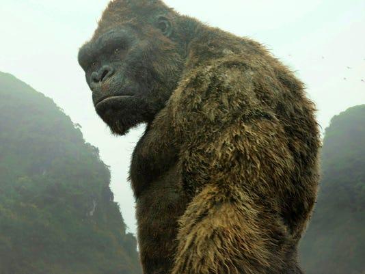 AP FILM REVIEW KONG: SKULL ISLAND A ENT