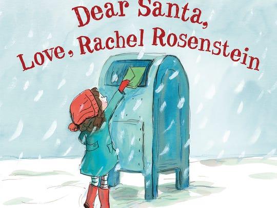 'Dear Santa, Love, Rachel Rosenstein'
