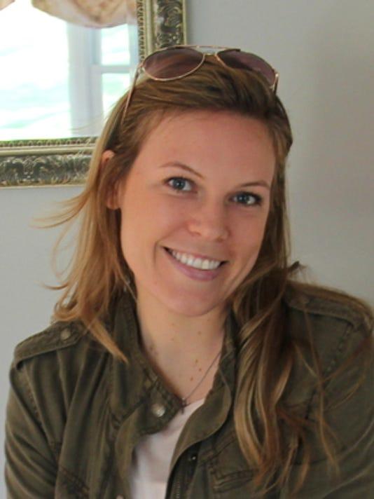 Milestones: Laura Sharlow