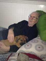 William Gaughan, 84, who was struck and killed in a hit-and-run accident in South Toms River on Dec. 16, 2013