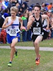Plymouth's Ethan Byrnes (right) again will be a key