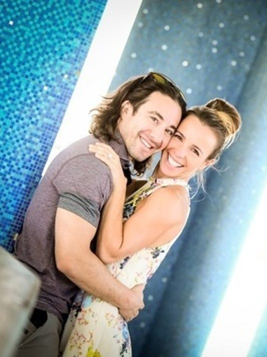 Engagements: Jason Ackerman & Rozlyn Glanfield
