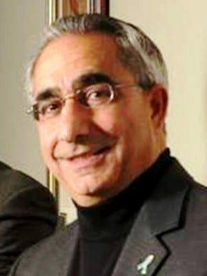 Frank DeSantis, program manger for the Emerging Enterprise Center.