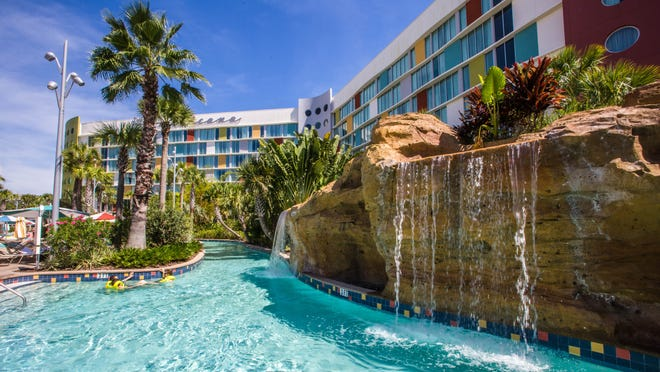 11 Amazing Hotel Pools In Orlando
