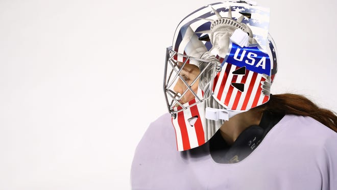 Nicole Hensley helped the USA win gold at the last two World Championships, but Robb Stauber hasn't committed to a starter yet for the Olympics.