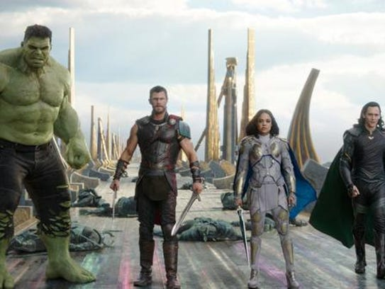 This image released by Marvel Studios shows the Hulk,