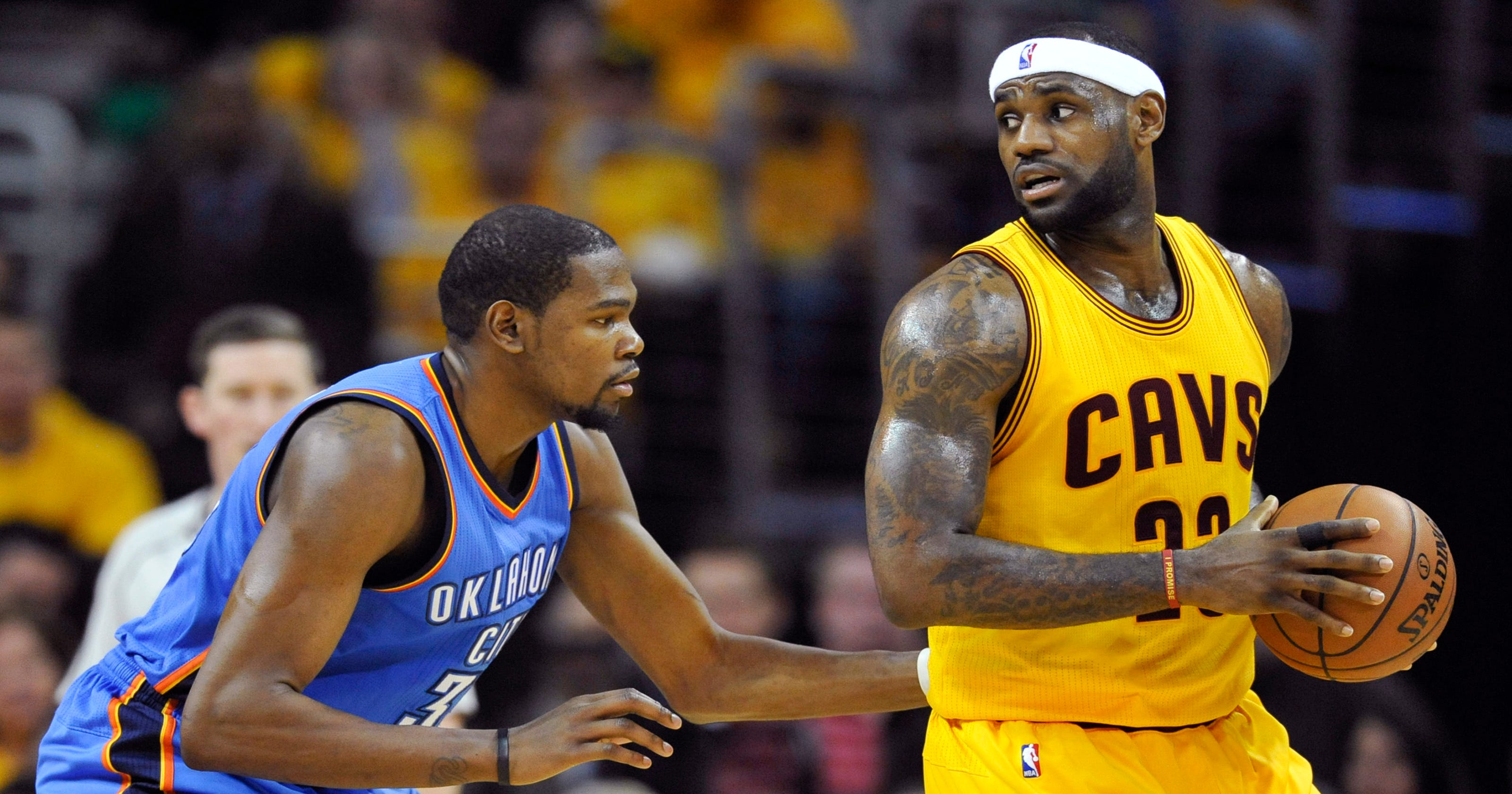071c2d8d98a9 LeBron James  Kevin Durant  up there with the greatest to ever play