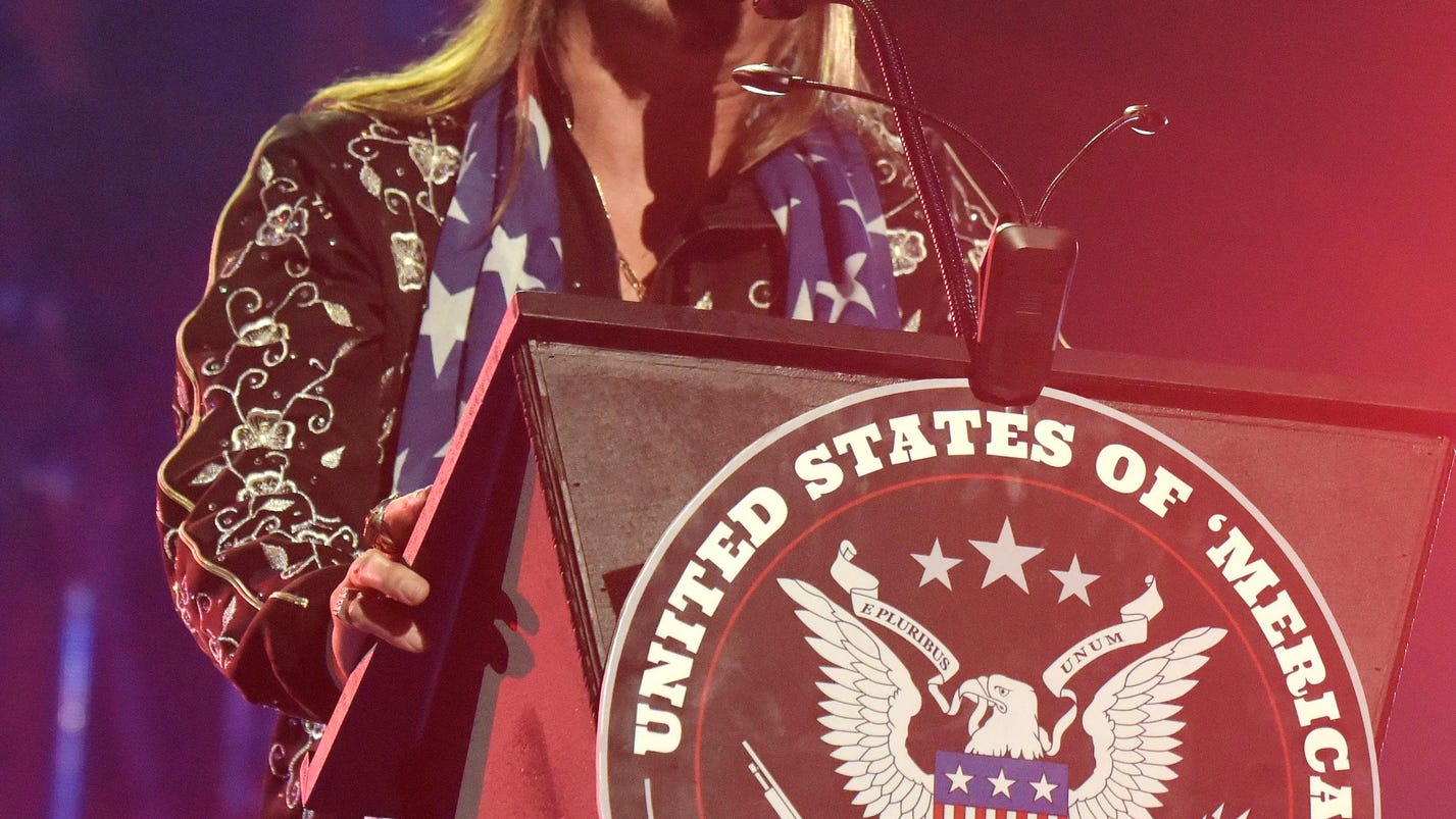 Kid Rock sends $122K from fake campaign to voter group