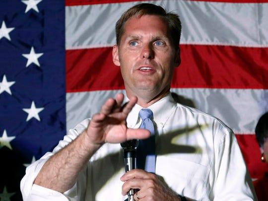 Republican 3rd Congressional nominee Michael Guest
