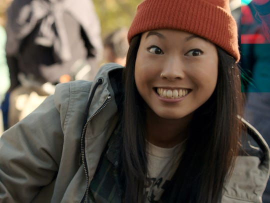 "To play Constance in ""Ocean's 8,"" Awkwafina learned"