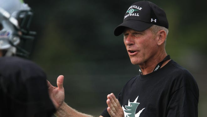 FILE – Former Zionsville coach Larry McWhorter has built the Covenant Christian program from the ground up.