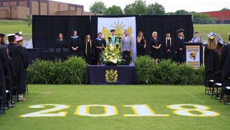 Fairview High School held commencement for the Class of 2018 on May 19, 2018.