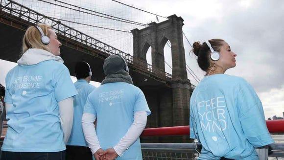 Meditation Moments - Brooklyn Bridge