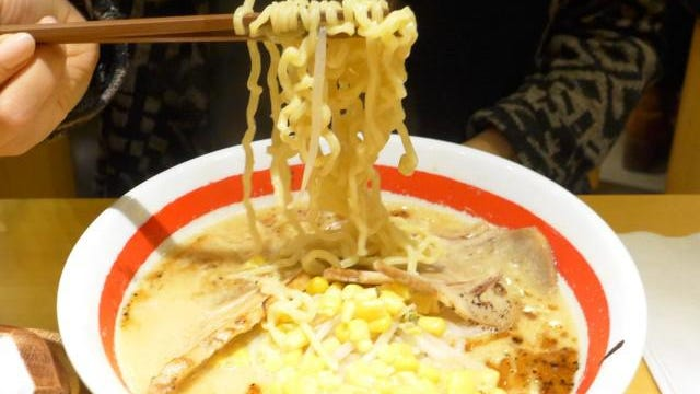 A ramen dish from Kinton Ramen, which is expected to open March 30 in Woodbury Common.